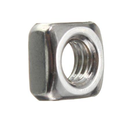 Metric Thread 304 Stainless Steel Square Nut Fastener Nut Screw Nut - image 4 of 5