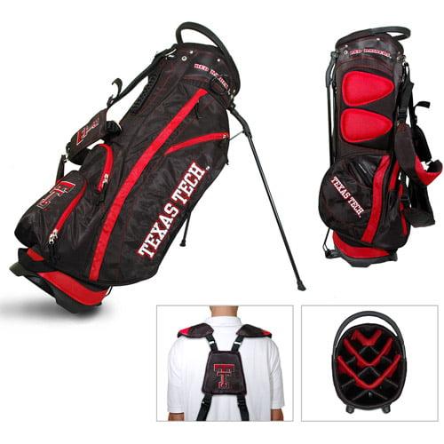 Team Golf NCAA Texas Tech Fairway Golf Stand Bag