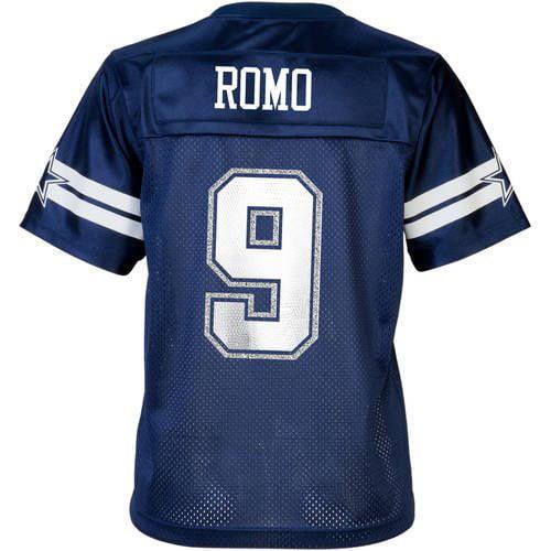 NFL Dallas Cowboys Women's Tony Romo Jersey