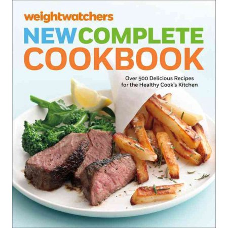 Weight Watchers New Complete Cookbook  Fifth Edition   Over 500 Delicious Recipes For The Healthy Cooks Kitchen