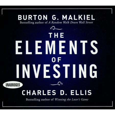 Your Coach in a Box: The Elements of Investing (Elements Boxed)