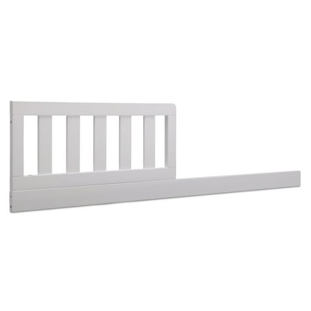 Delta Children Daybed/Toddler Guardrail Kit #0095, (Choose Your Finish) (Bed Rail For Daybed)