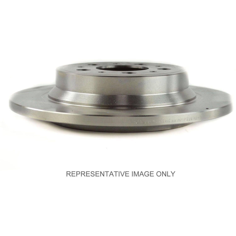 Centric C-Tek Brake Rotor, #121-66058