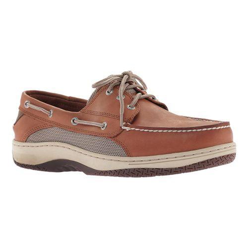 Sperry Mens Billfish 3-Eye Boat Shoe