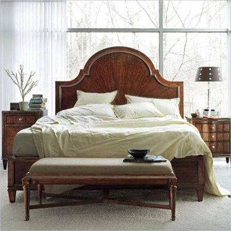 stanley furniture avalon heights 4 piece panel bedroom set