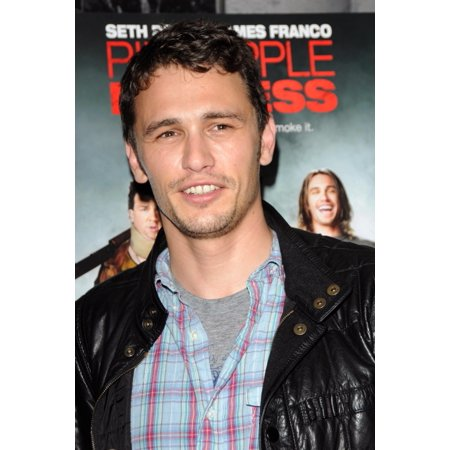 James Franco At Arrivals For Pineapple Express Special Screening Amc Loews 19Th Street East 6 Theater New York Ny August 05 2008 Photo By LeeEverett Collection (42 East 58th Street New York Ny 10022)