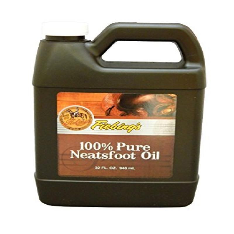 how to use pure neatsfoot oil
