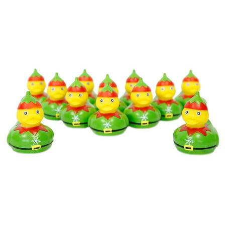 Elf Rubber Ducks - Rubber Duck Theme