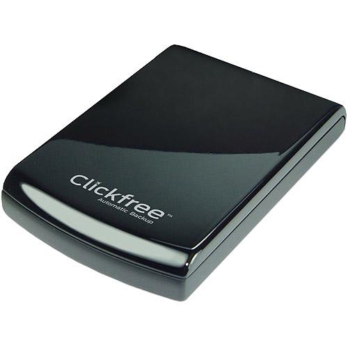 """Clickfree 500GB C6 2.5"""" Portable USB 3.0 Hard Drive"""