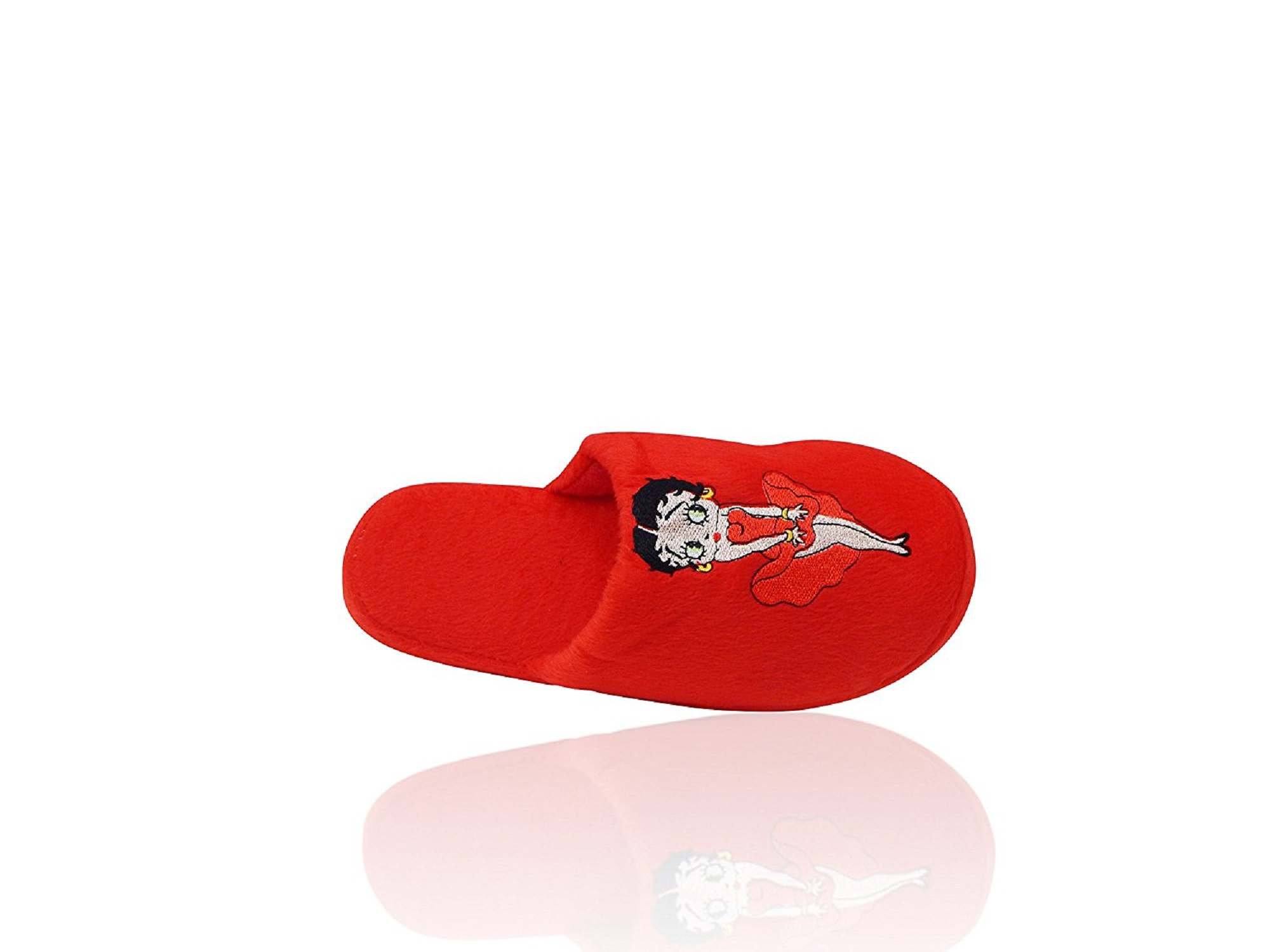Betty Boop Ultra-Soft Women's Plush
