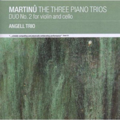 Three Piano Trios Nos 2 & 3 / Duo 2 For Violin