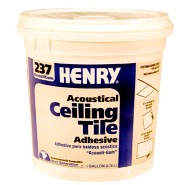 Acoustical Ceiling Tile Adhesive  - Pack of 4