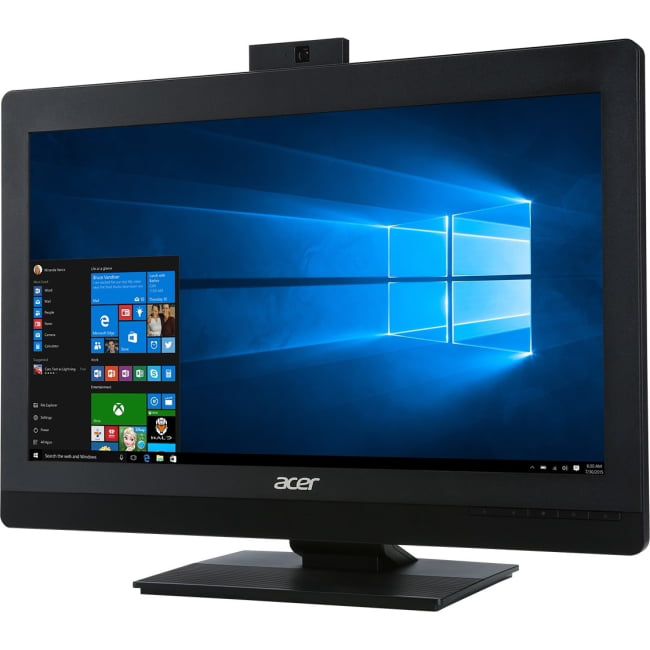 "Acer Veriton Z4820G All-in-One Desktop PC with Intel Core i5-6500 Processor, 8GB Memory, 23.8"" ..."
