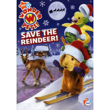 Wonder Pets: Save the Reindeer! (DVD)](Wonder Pets Duckling)