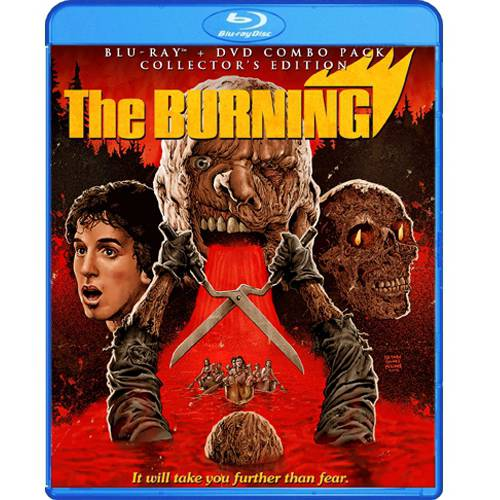 The Burning: Collector's Edition (Blu-ray) (Widescreen)