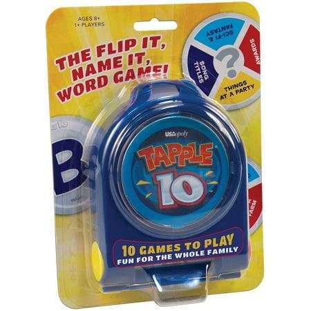 Tapple 10 Card Game](Base Ten Games)