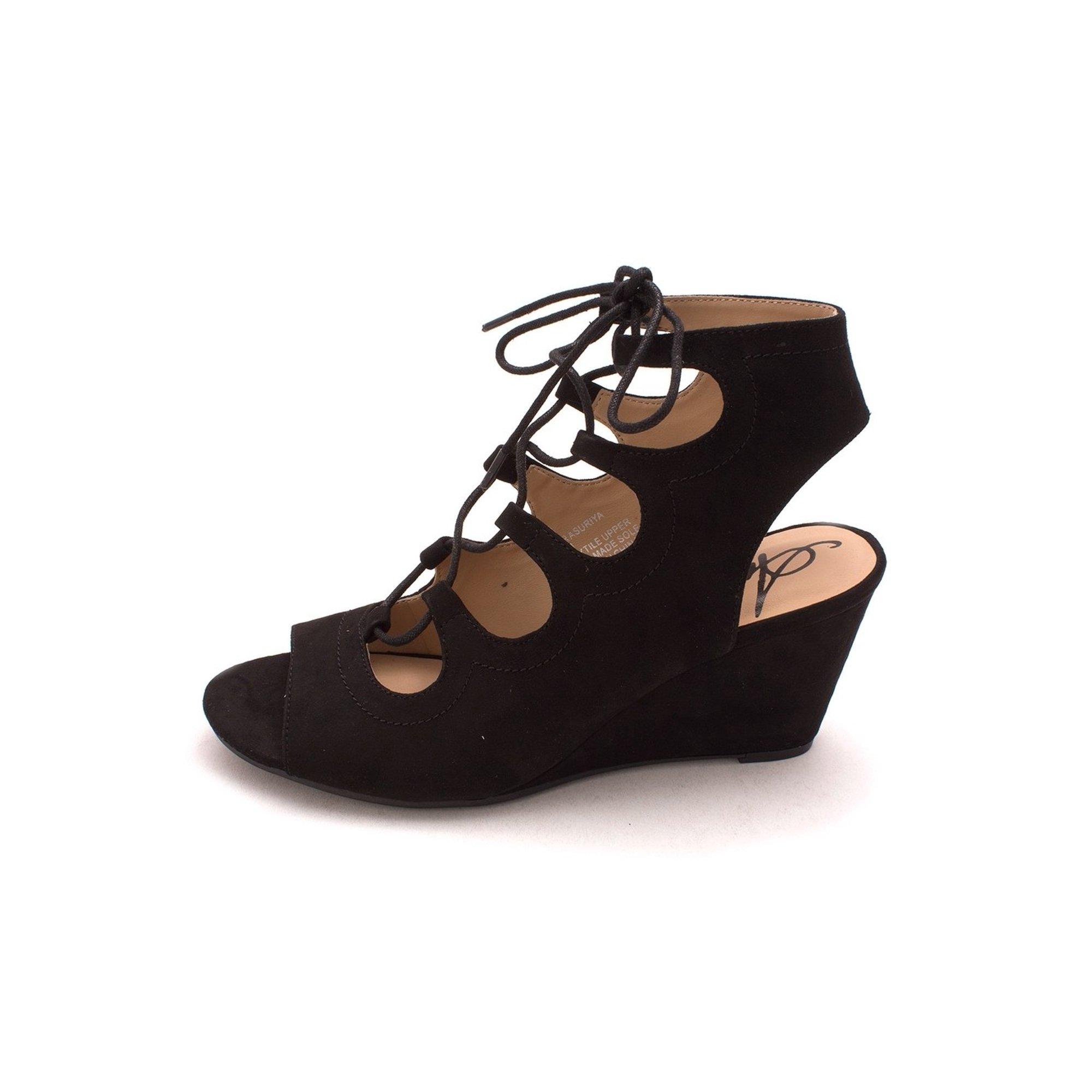 fbbf7c9093 American Rag Womens Suriya Open Toe Casual Strappy Sandals, , | Walmart  Canada