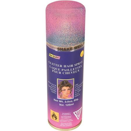 Multi-Glitter Color Hairspray - Halloween Hair Dye