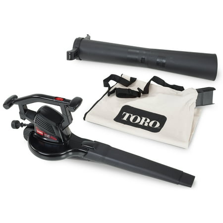 - Toro 51617 3 In 1 Hand Held Electric Leaf Blower & Vacuum