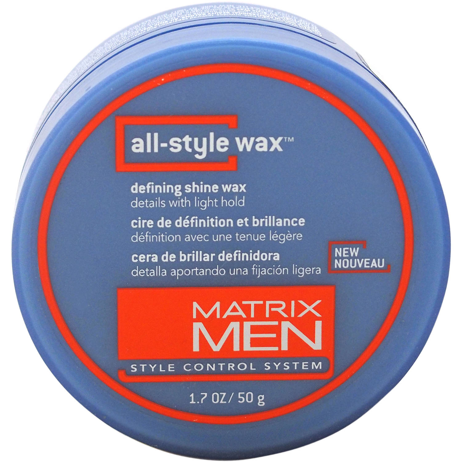 Matrix All-Style Wax Defining Shine Light Hold