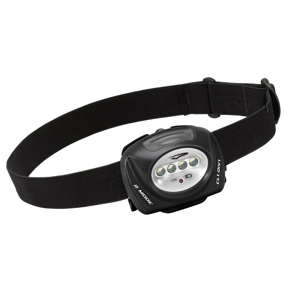 PRINCETON TEC QUAD II 78 LUMEN INTRINSICALLY SAFE HEAD LAMP
