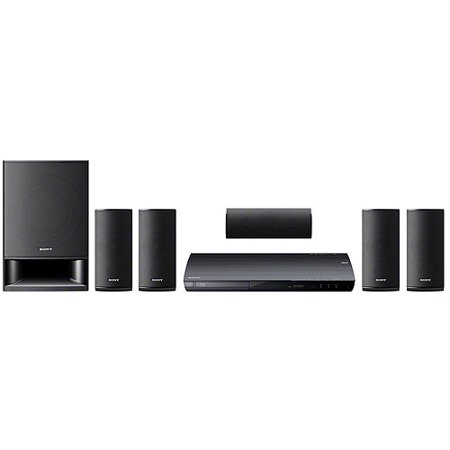Sony BDVE390 Blu-ray Home Theater Systems