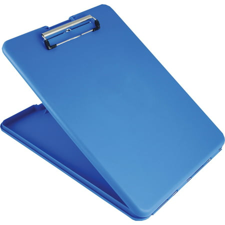 Saunders, SAU00559, SlimMate Storage Clipboard, 1 Each, Blue