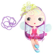 Okiedog Tiny Treasures Kids Purse For Girls Small Shoulder Bags For Girls Toys Holds Baby Doll Accessories Kids Jewelry Toy Bag