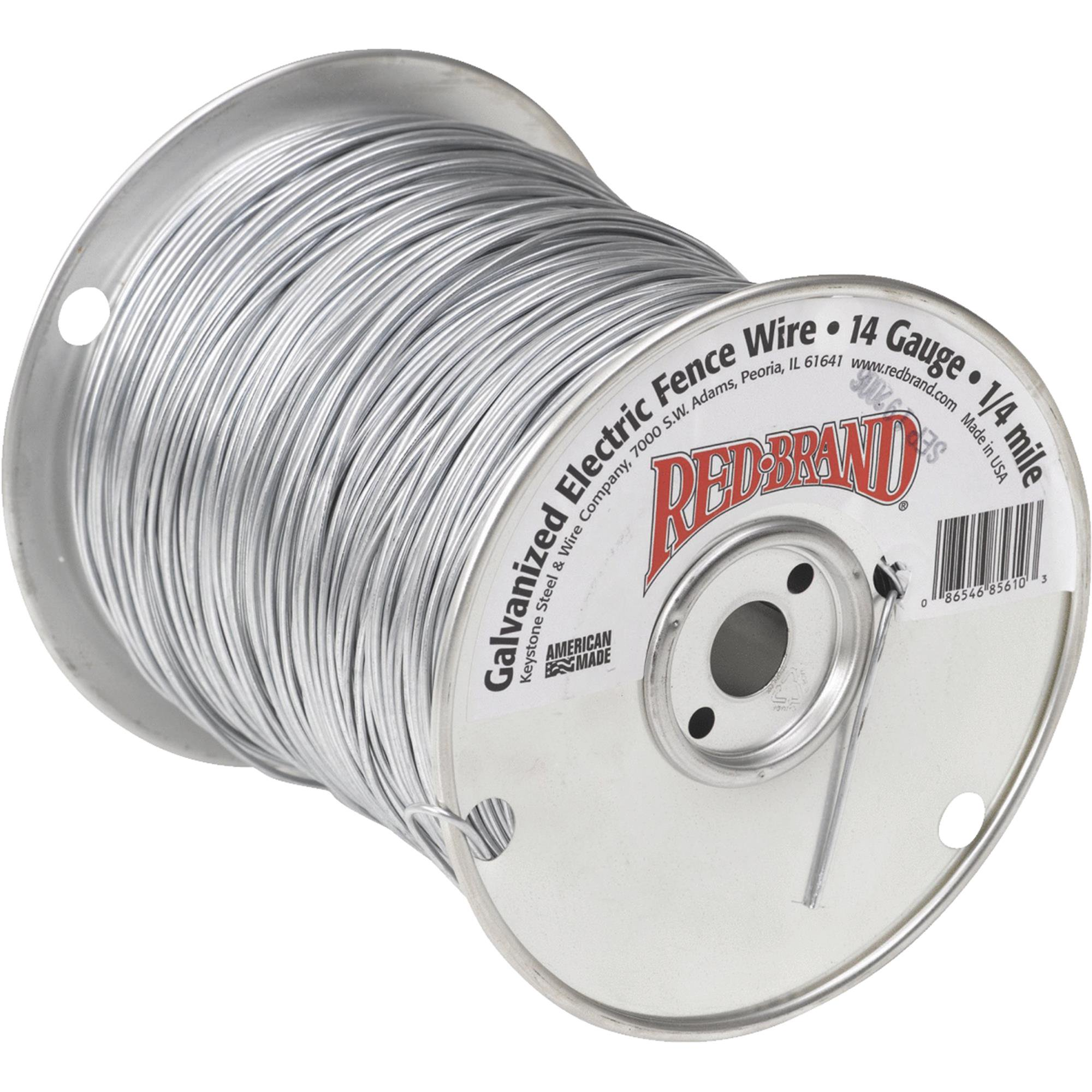 Keystone Red Brand Electric Fence Wire by Keystone Steel & Wire