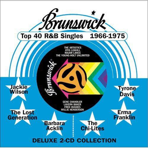 Brunswick Top 40 R&b Singles 1966-1975 (CD)