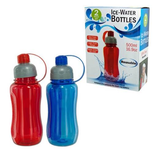 Ice Water Bottle Pack - Set of 6