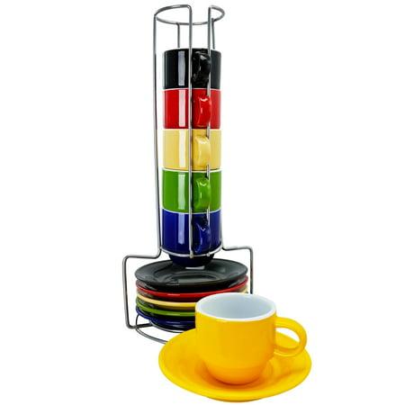 Home Sensations 13 Piece Espresso Set