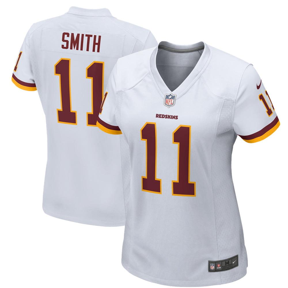 Alex Smith Washington Redskins Nike Women's Game Jersey - White