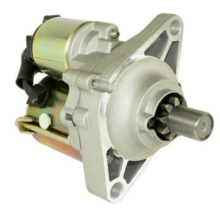 DB Electrical SMU0231 Starter For Honda Civic 1.6 1.6L 98 99 00 1998-2000 Automatic Transmission /Acura EL 1.6 1.6L 98 99 00 01 1998-2001 /31200-P2E-A51 /SMA442-08-1N /12 Volt, CW