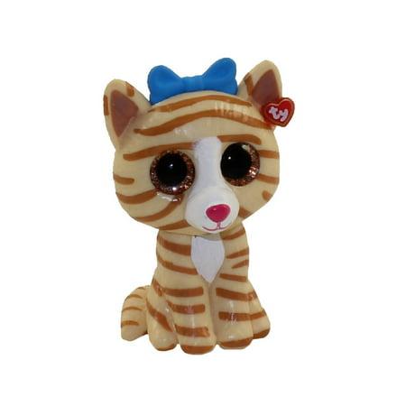 e84fb486d50 TY Beanie Boos - Mini Boo Figures Series 2 - TABITHA the Striped Cat (2  inch) - Walmart.com