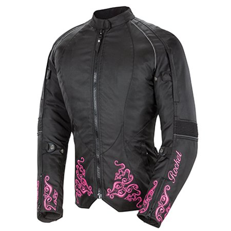 (Joe Rocket Heartbreaker 3.0 Womens Textile Motorcycle Jacket)