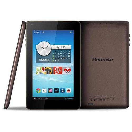 Refurbished Hisense Sero 7 E270BSA Dual-Core 1.6GHz 1GB RAM 4GB 7'' Touch Android Tablet