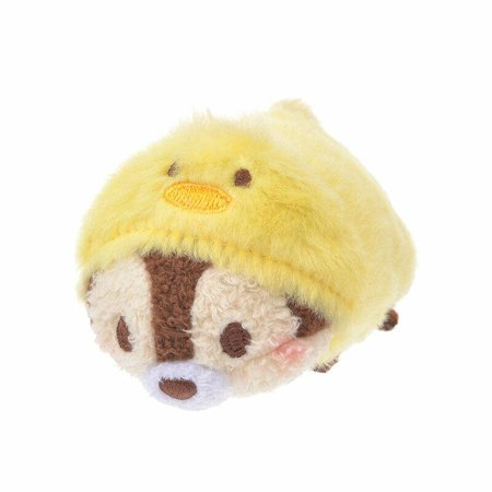 Disney Store Japan Reversible Chip Egg Easter Mini Tsum Plush New with Tags (Disney Eggs)