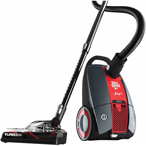 Dirt Devil Jag Bagged Canister Vacuum Cleaner, SD30060
