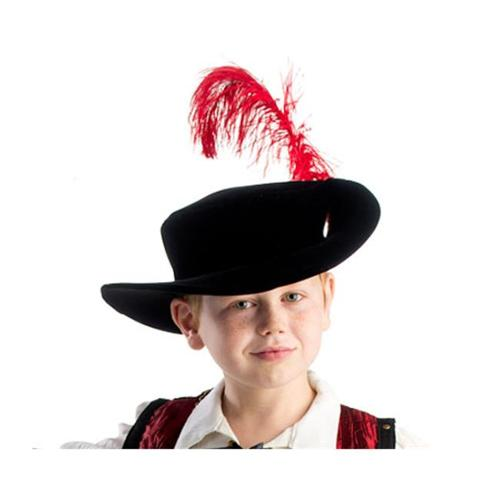 Dress Up America 926 Musketeer Hat