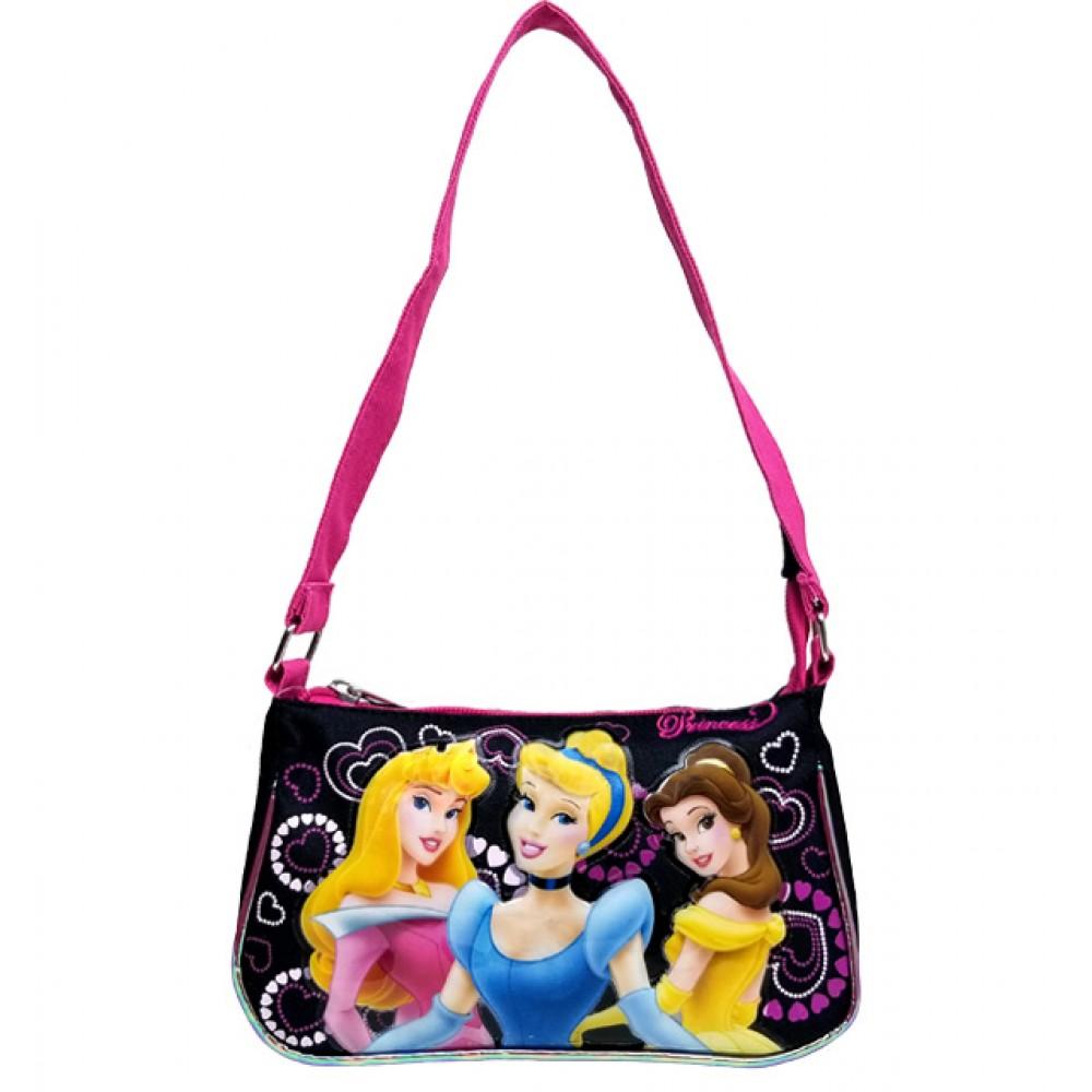 Disney Sofia Princess Girls School Shoulder Shopper Shopping Tote Hand Bag New