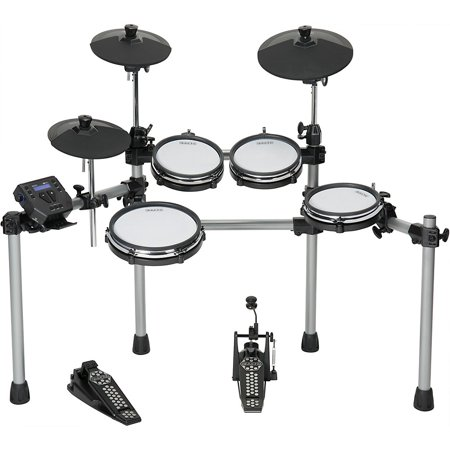 Pad Electronic Drum Set (Simmons SD550 Electronic Drum Set with Mesh)