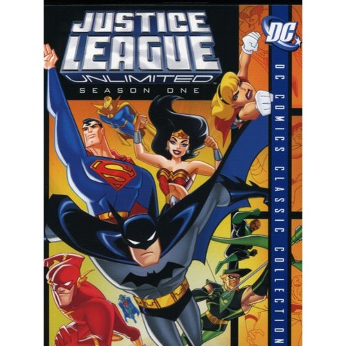 Justice League Unlimited: The Complete First Season (Widescreen, LIMITED)