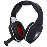 GreeGear Stereo Wireless Bluetooth Gaming Over_Ear Headph...