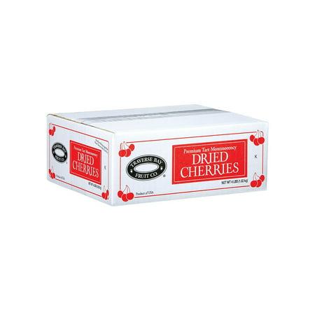 Product of Traverse Bay Dried Cherries - 4 lb. box - Nuts & Trail Mixes [Bulk (Traverse Bay Dried Cherries 4 Lb Box)