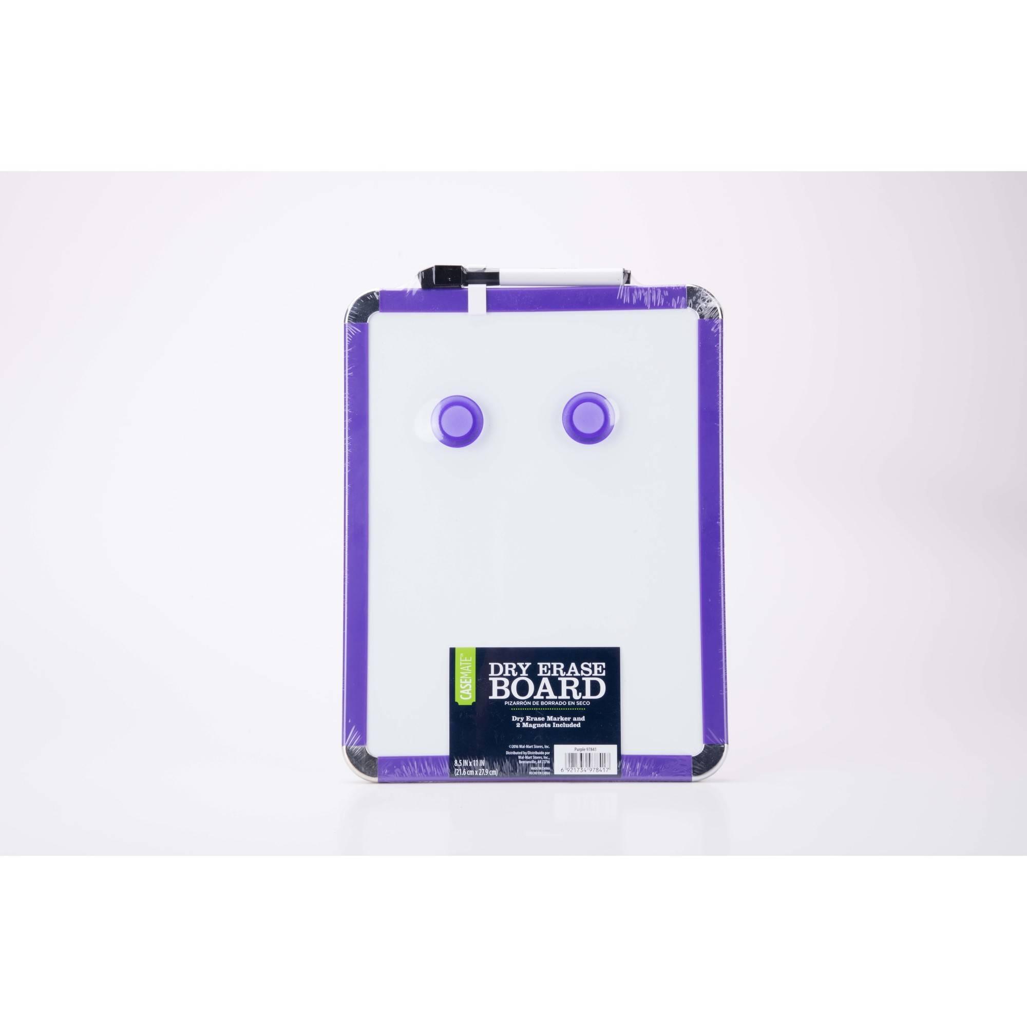 Purple-dry  Erase
