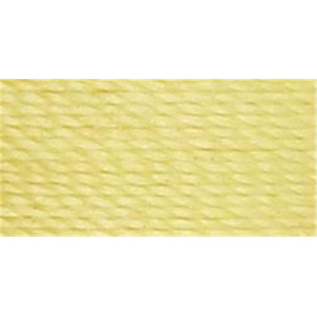 Coats - Thread & Zippers  Machine Quilting Cotton Thread 350 Yards-Yellow