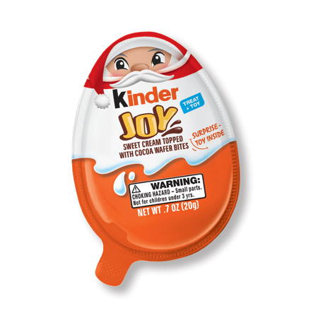 Kinder JOY Eggs, Holiday Edition