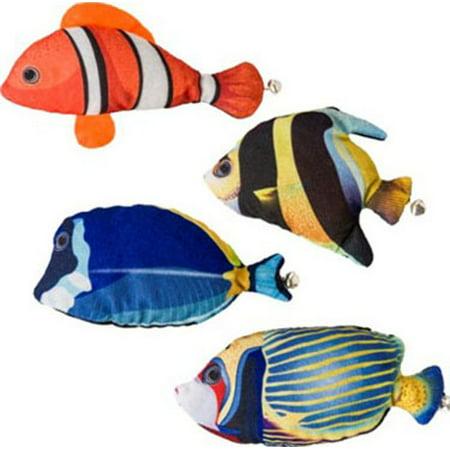 - Nice Catch Fish Catnip Cat Toy