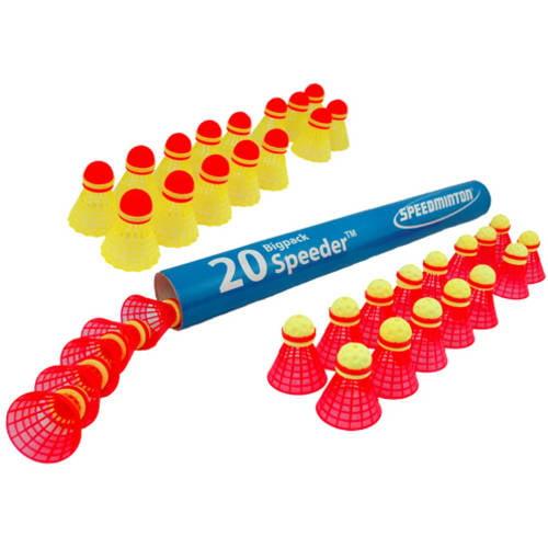 Mix Speeder Tube, Tube of 20 (10 Fun/10 Match)
